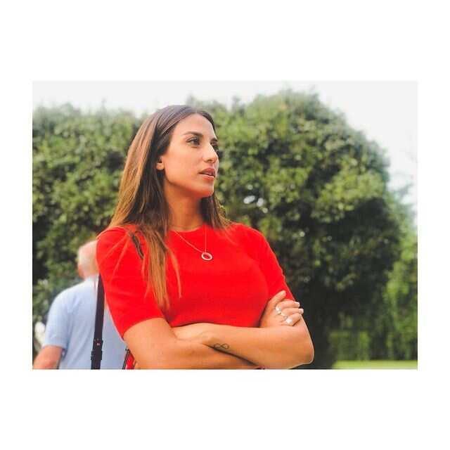 Rouba Saadeh age