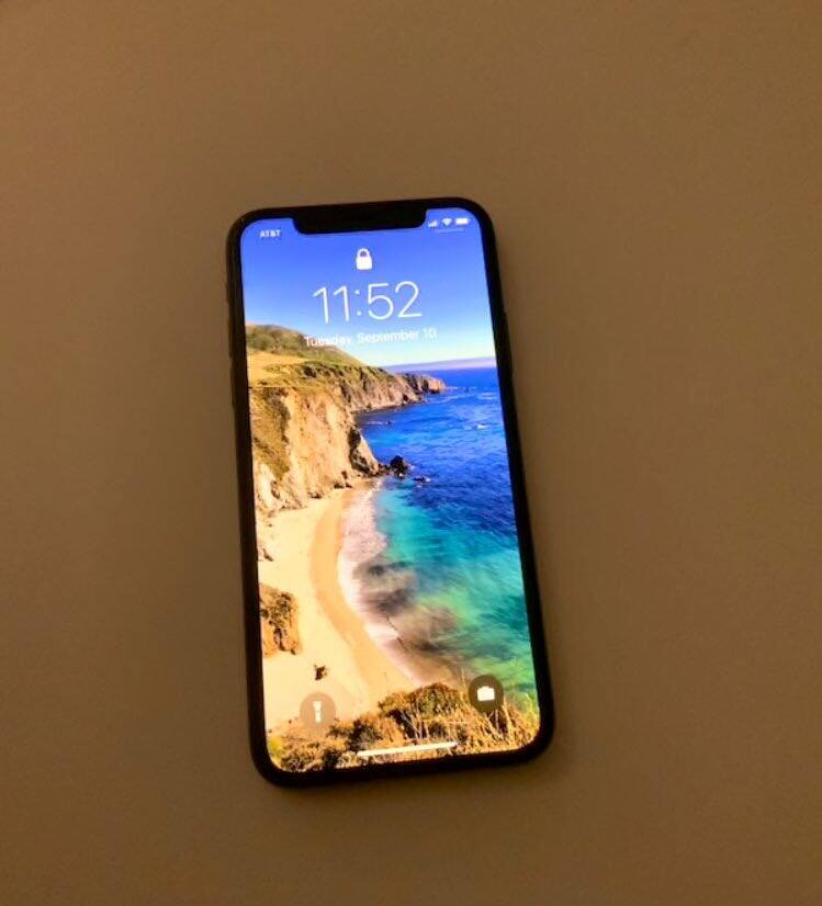 iphone x features