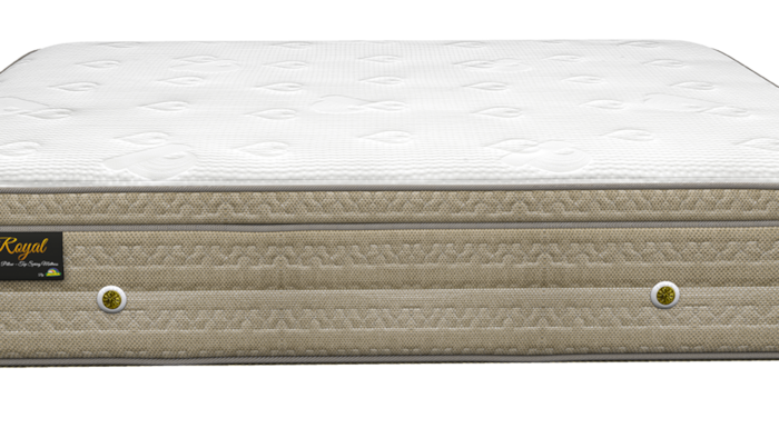 Nollywood Actress Chioma Akpotha Attests to the Luxury Feel of Royal Pillow Top Mattress by Mouka