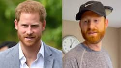 Tiktok users surprised after finding Prince Harry's doppelganger who looks like his twin