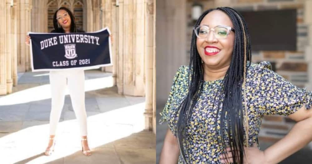 June Eric-Udorie: Journalist who struggled with homelessness graduates from top US university