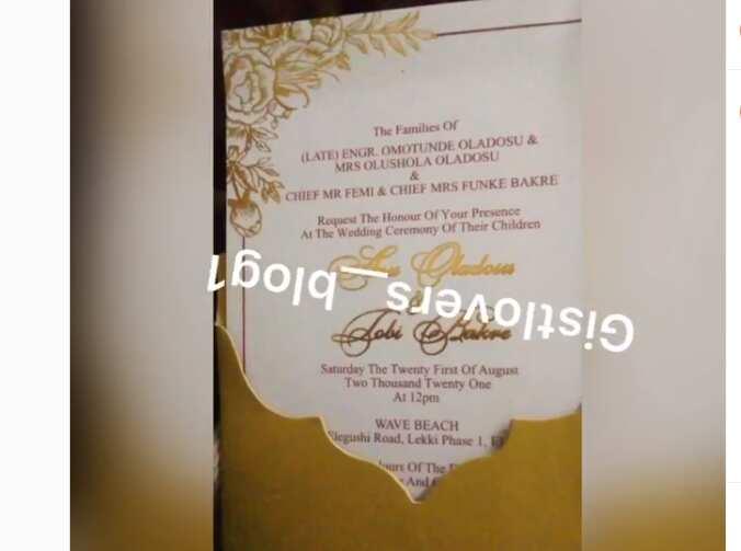 BBNaija Star Tobi Bakre Releases Stunning Pre-wedding Photos As He Gets Set to Marry Bae