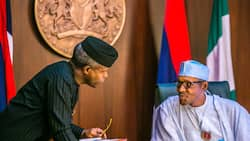 Osinbajo finally speaks out, reveals his opinion on Buhari's govt