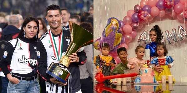 Cristiano Ronaldo and Georgina throw-up family superhero-themed birthday for daughter Alana - Latest News in Nigeria & Breaking Naija News 24/7   LEGIT.NG
