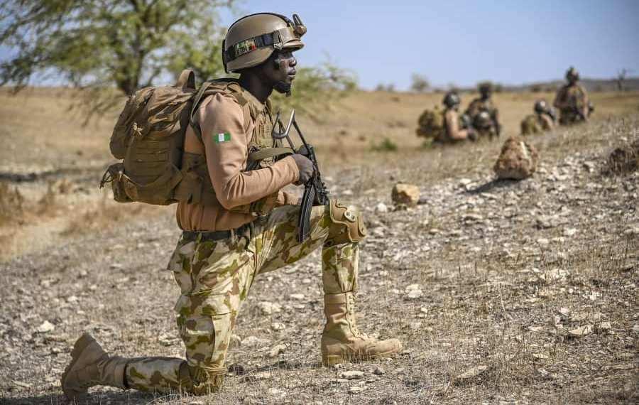 Fiye da 'yan Boko Haram 8,000 ne suka mika wuya tare da tuba, GOC