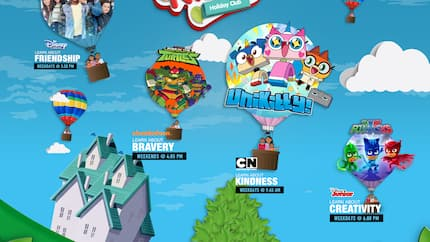 Animania is back - Catch 24 hours of animated movies on DStv