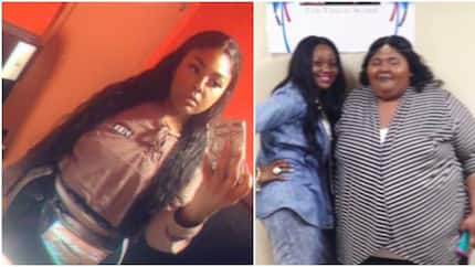 Lady's weight loss story inspires many (photos)