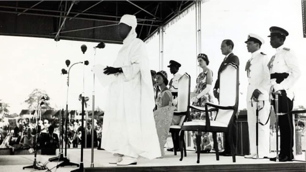 Nigeria @61: Read the 1st Independence Day Address Presented by Tafawa Balewa in 1960