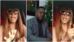 Popular blogger Linda Ikeji wows fans with her skill as she raps MI's song word for word (video)