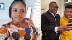 Fewa Otedola has stolen my heart: Lady professes undying love for only son of billionaire