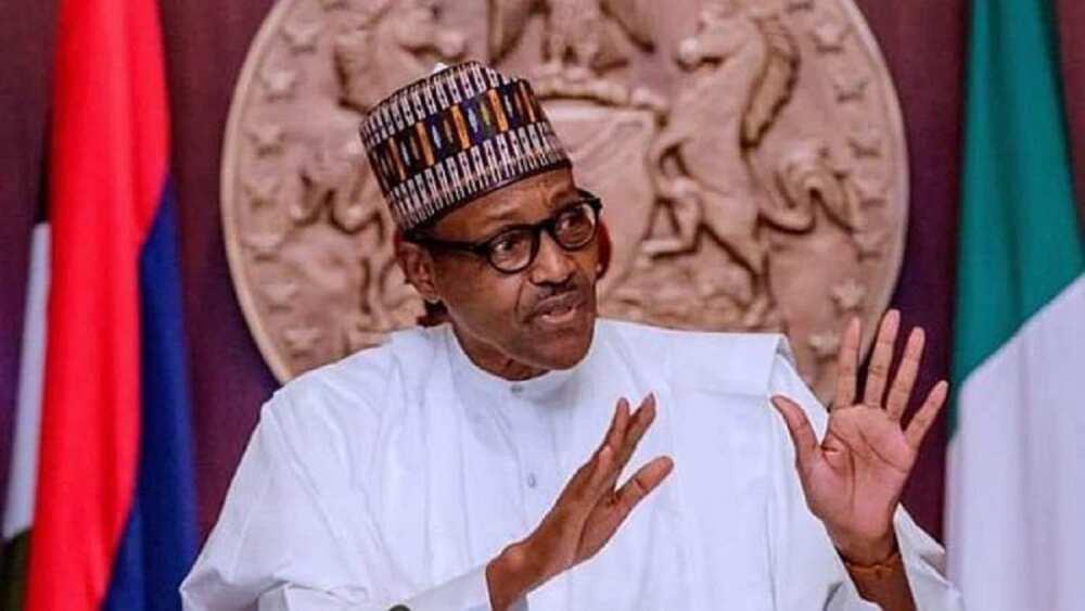 APC ce za ta fitar da wanda ya gaje ni, ba ni ba, Shugaba Buhari
