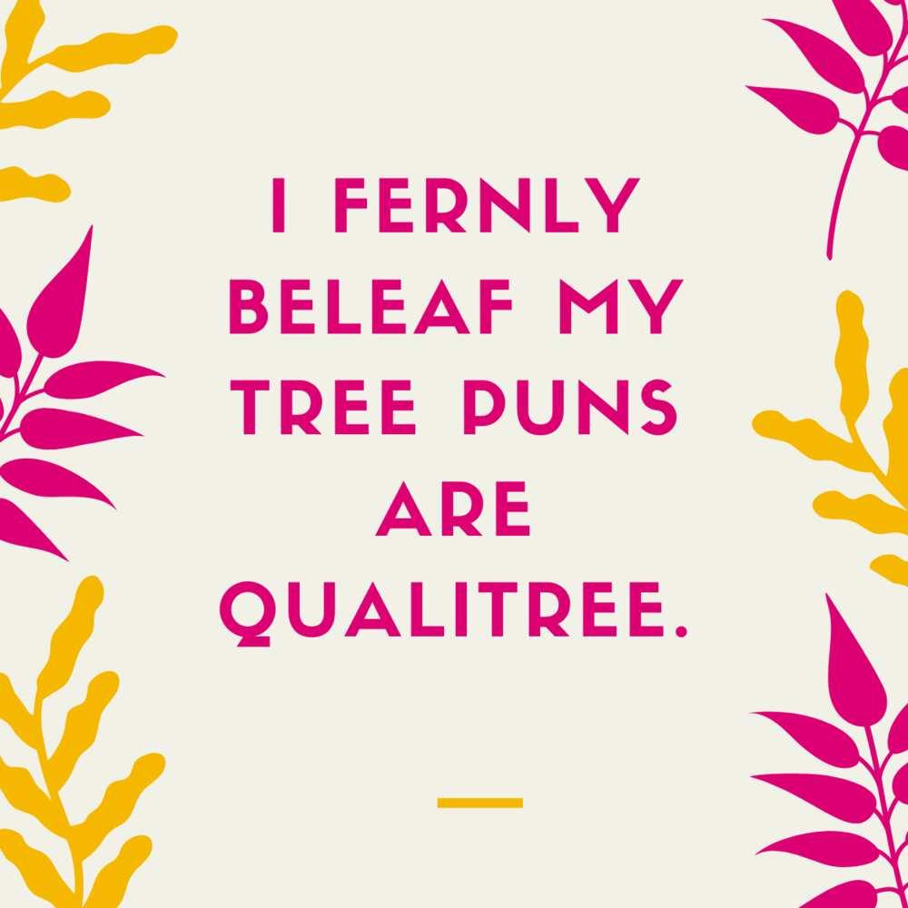 leaf puns