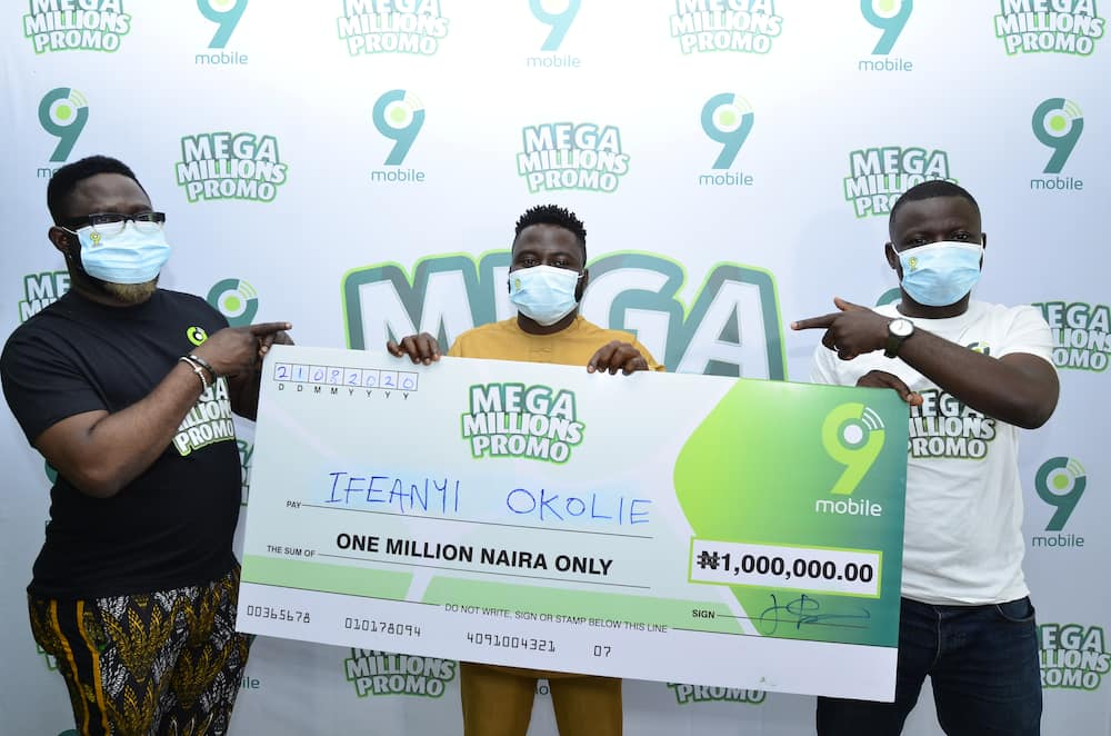 More Nigerians embrace 9mobile's Mega Millions Promo as participation surges