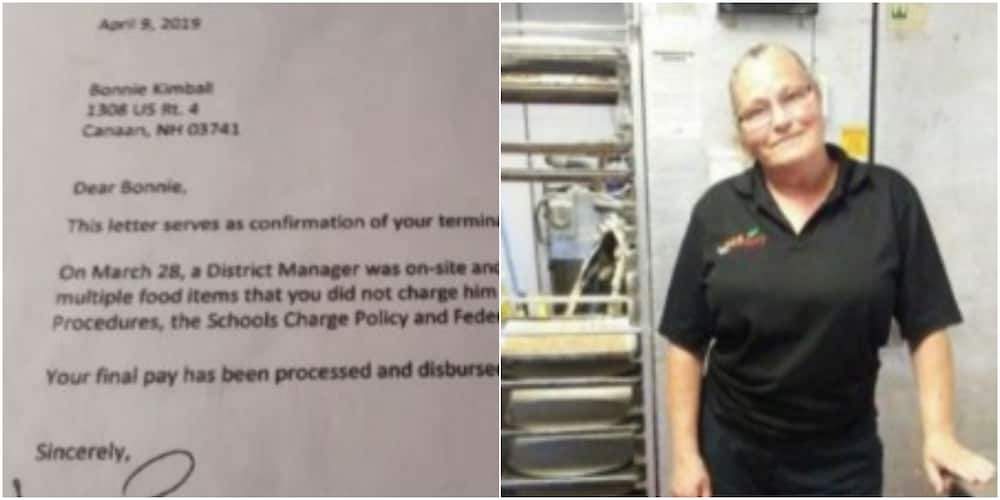Lady gets tempting job offers after she was sacked by restaurant for giving boy free food