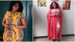 Beautiful curvy lady told she had 4 years to live celebrates 29 years of living with HIV, photos wow people
