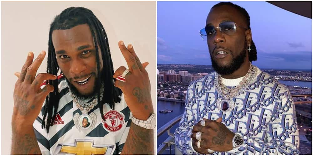 Grammy Award: My Kids will Beat their Chest and say Daddy did it on His Own, Burna Boy says