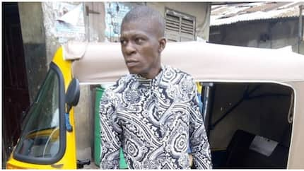 Stop refusing us, we make more money than men in suit - Keke napep driver pleads with ladies
