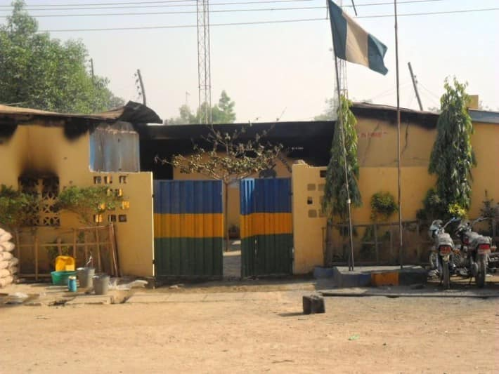 EndSARS protest: List of burnt, looted police stations, banks, others in Lagos