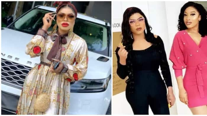 No best friend anywhere: Bobrisky reacts as Iyabo Ojo calls out former bestie