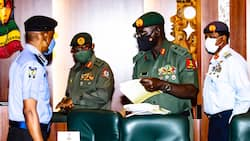 Group alleges plot to blackmail Buratai, other past service chiefs
