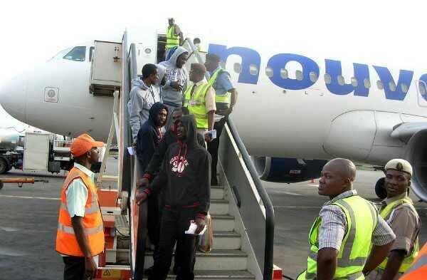 NEMA receives another batch of 160 stranded Nigerians from Libya ▷ Nigeria news