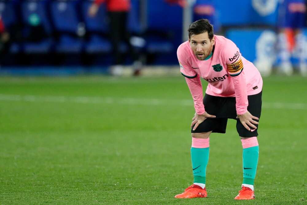 Mauricio Pochettino could reunite Lionel Messi with Neymar at PSG