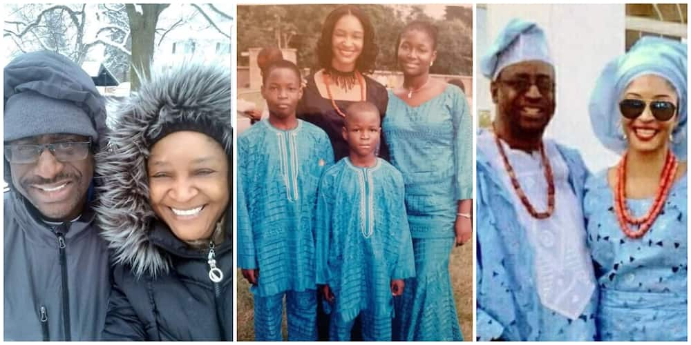 He Saw Me in His Dream in the US, Nigerian lady Divorced with 3 Kids in 1998 Shares How She Met New Heartthrob