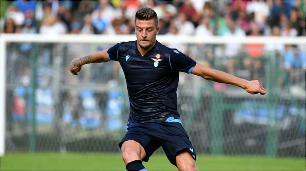 Sergej Milinkovic-Savic emerges top transfer target for Chelsea and Man United this summer