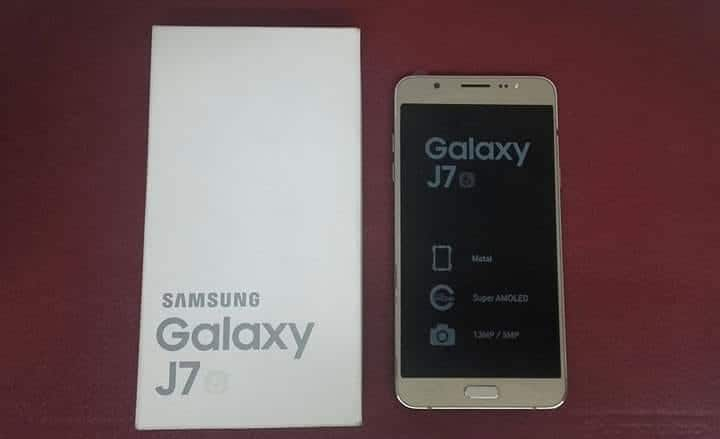 samsung galaxy j7 specs