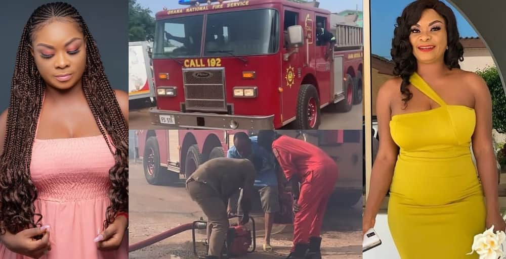 Beverly Afaglo: The Fire Service Department came on time but Couldn't do Anything because they were unprepared