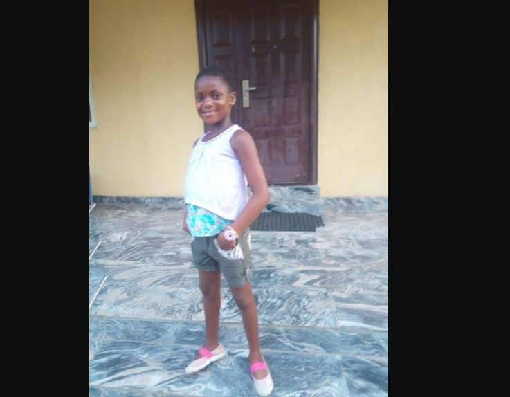 Deaf and dumb Nigerian girl dances latest steps despite her disability (photo, video)