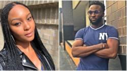 Osas Ighodaro raises suspicions as she removes husband Gbenro Ajibade's name from social media profile