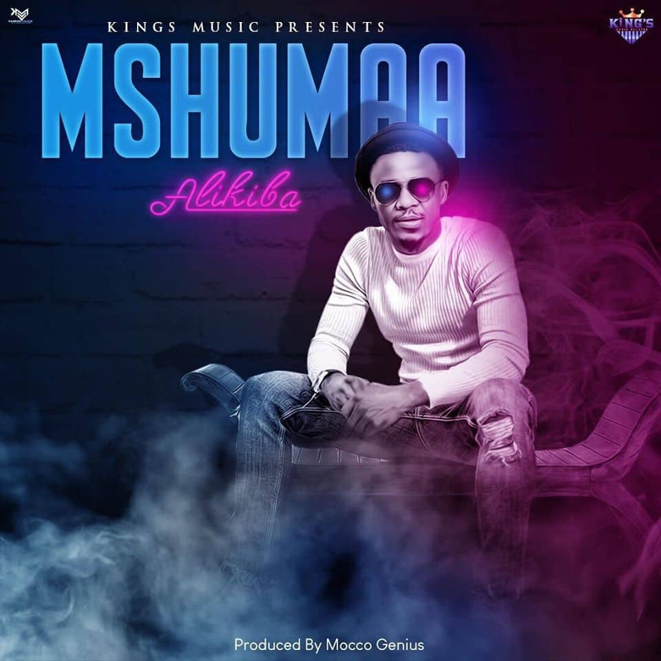 Alikiba - Mshumaa lyrics