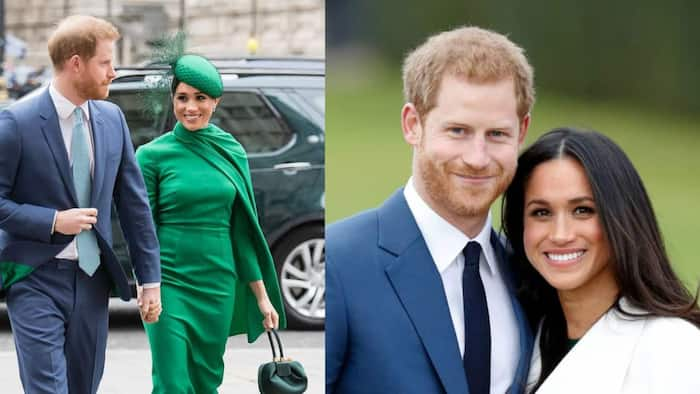 Prince Harry and Meghan Markle named on Time's 100 most influential people list