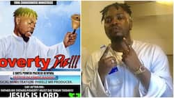 Olamide turns 'pastor', organises revival to release his new single Poverty Die