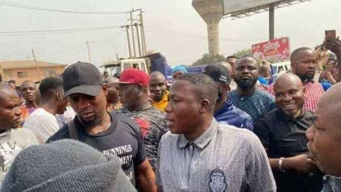 Sunday Igboho: Yoruba rulers in Benin Republic meet over activist's ordeals