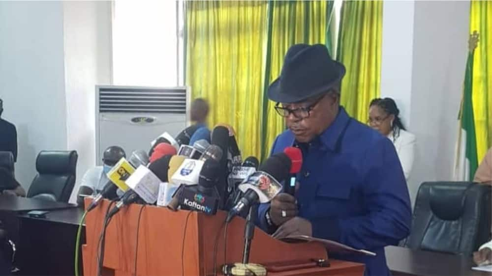 Uche Secondus Raises Alarm, Says Strong Party Chieftain Wants to Hijack PDP
