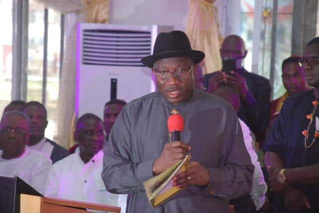 Coronavirus: There is something positive about scourge management in Nigeria - Jonathan