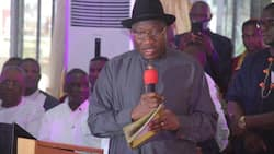 Jonathan reacts to plans by FG to subpoena him, says it is an exercise in futility