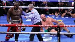 Deontay Wilder finally breaks silence following 11th Round loss to WBC champion Tyson Fury