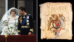 Princess Diana & Prince Charles 1981 wedding cake slice on auction for almost 300k