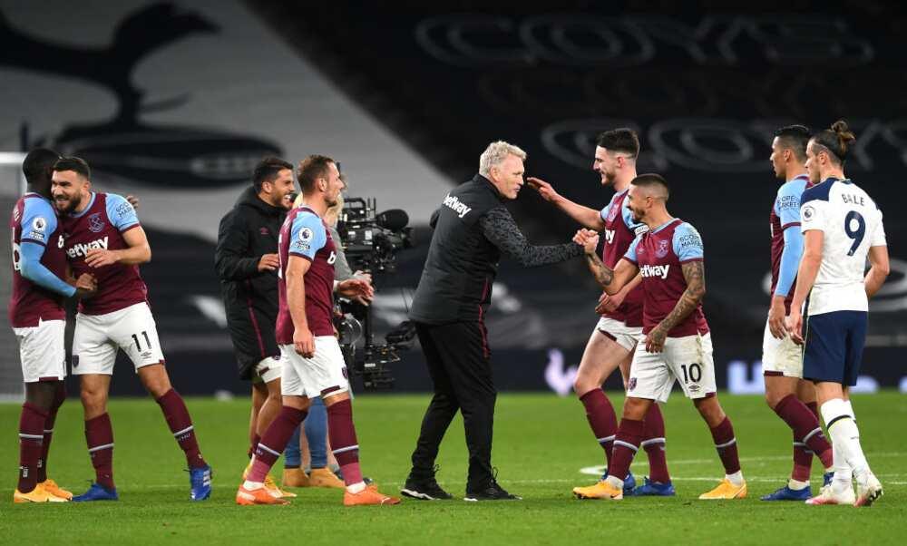Tottenham vs West Ham: Mourinho's men squander 3-0 goal advantage against Hammers