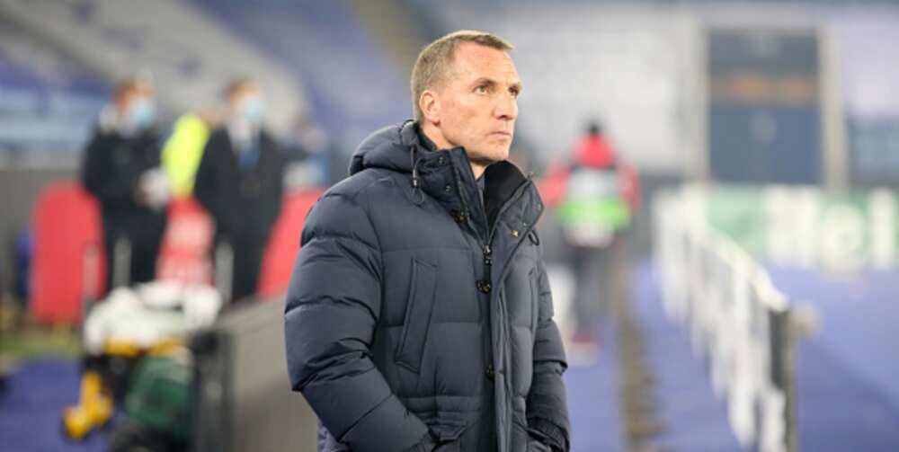 Brendan Rodger: Man United legend Brazil wants Leicester boss as Solskjaer's successor