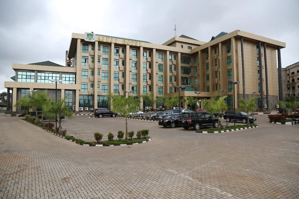 Top hotels in Abuja