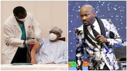I won't take COVID-19 vaccine - Apostle Suleman reveals what God showed him