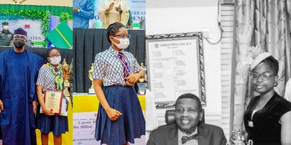 Pastor Adeboye 15-Year-Old Student who Defeated UK, US pupils to Emerge Global Maths Champion