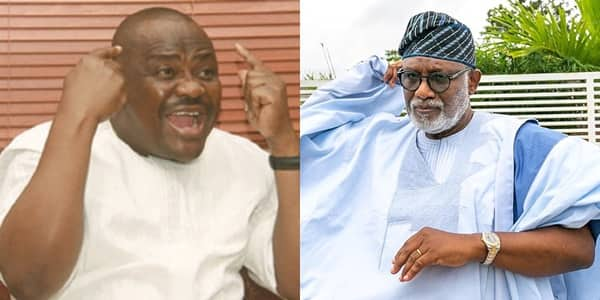 Akeredolu can't stop me from visiting Ondo –Wike