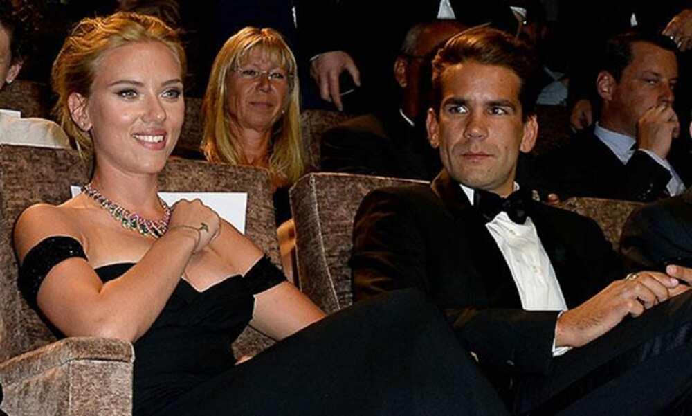 Scarlett Johansson Spouse