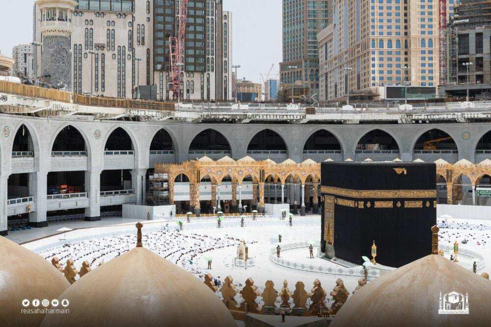 An rufe rijistan Hajjin Bana a Saudiyya