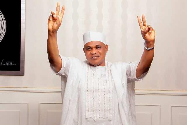 Kogi election: After Melaye's rejection of DG role, former governor, 9 other PDP aspirants back Wada - Legit.ng